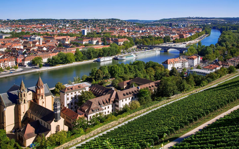 Wurzburg hotels