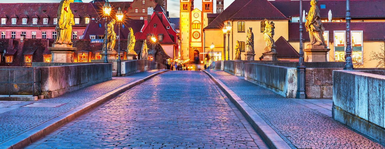 Alquiler de autos en Wurzburgo