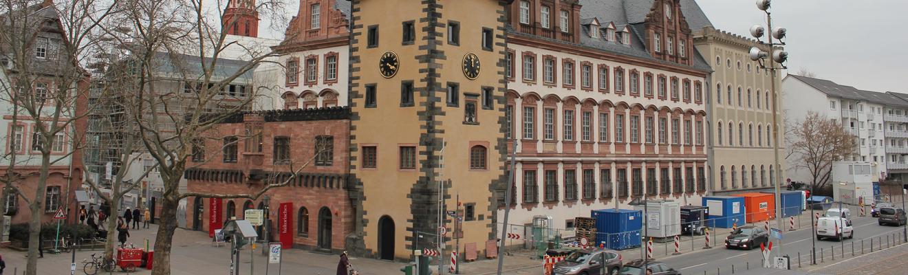 Frankfurt hotellia