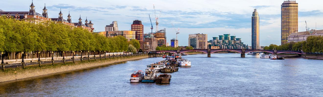 Hôtels à Londres