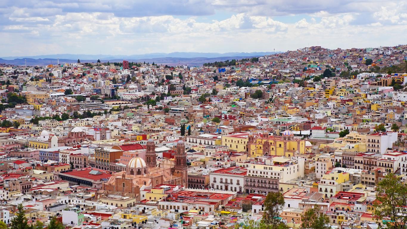 Zacatecas autoverhuur