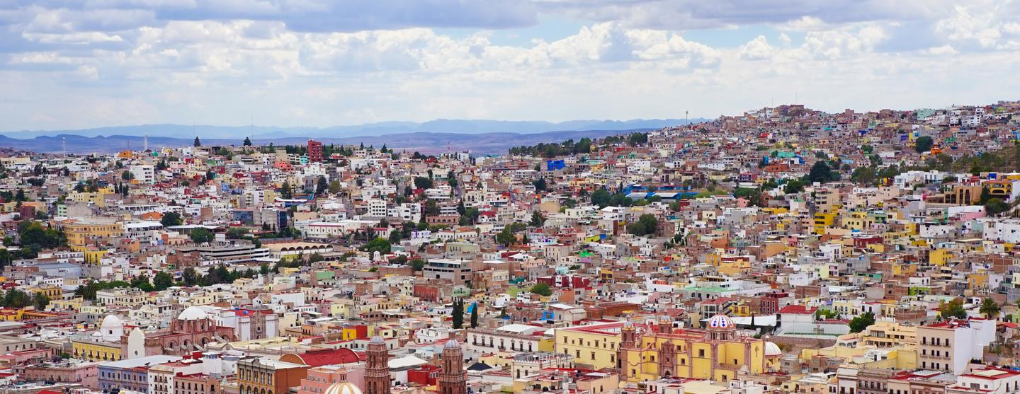 Zacatecas Car Hire