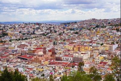 Zacatecas hoteles