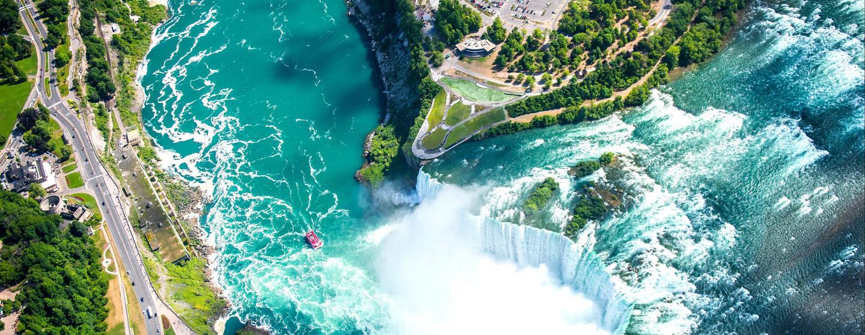 Khách sạn sang trọng ở Niagara Falls