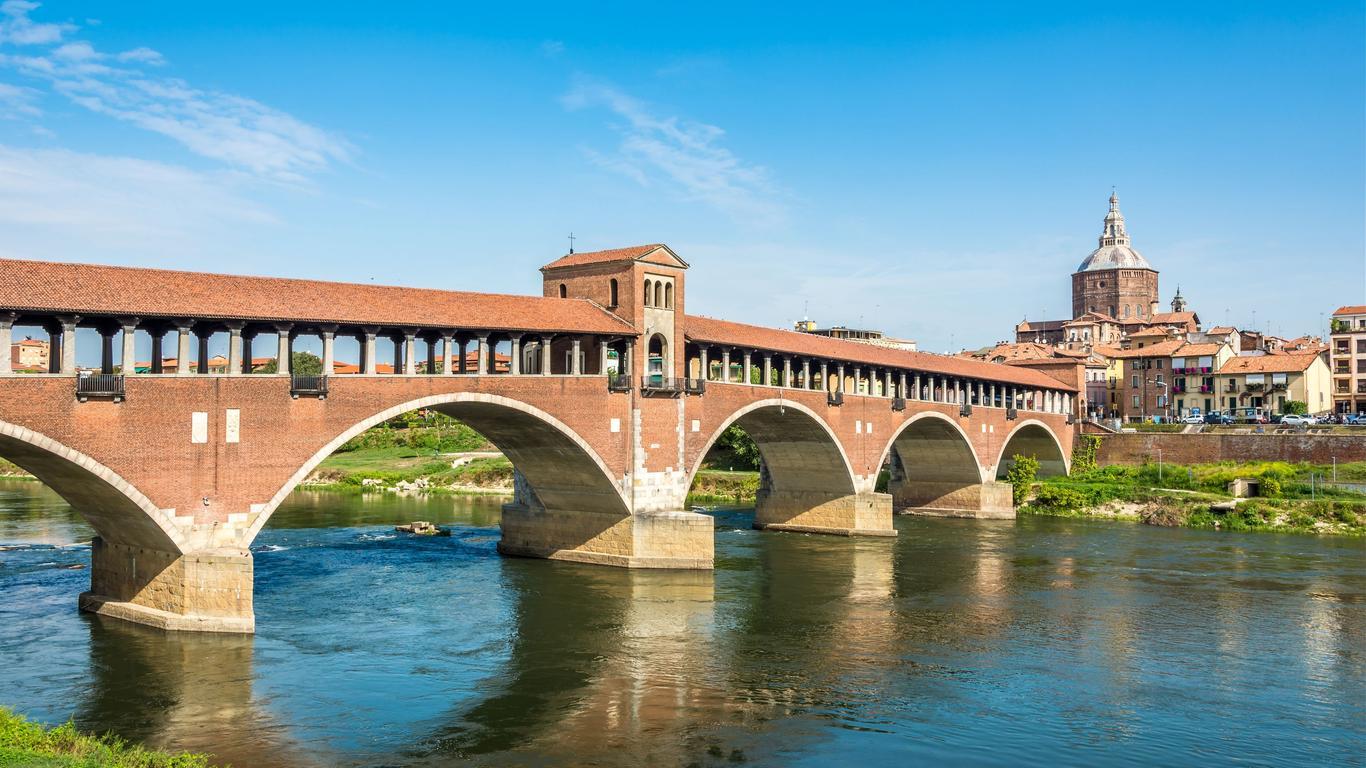 Noleggio auto Pavia