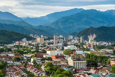 Ξενοδοχεία στην πόλη Bucaramanga