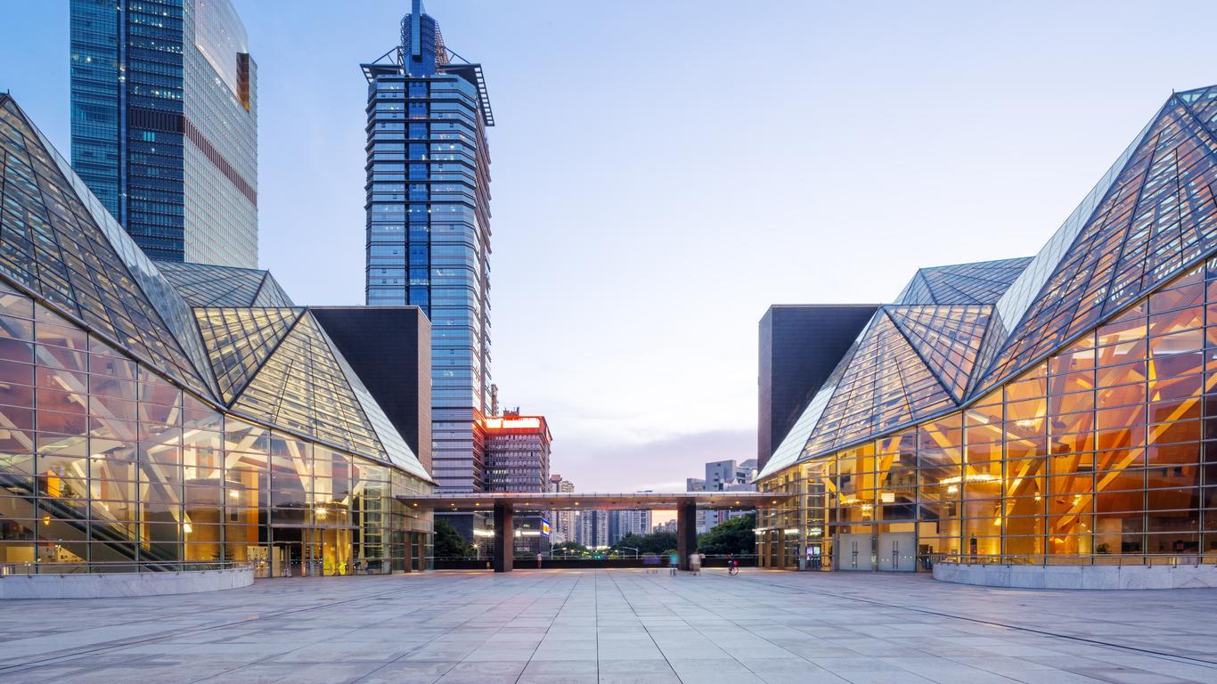 Zhuhai car rentals