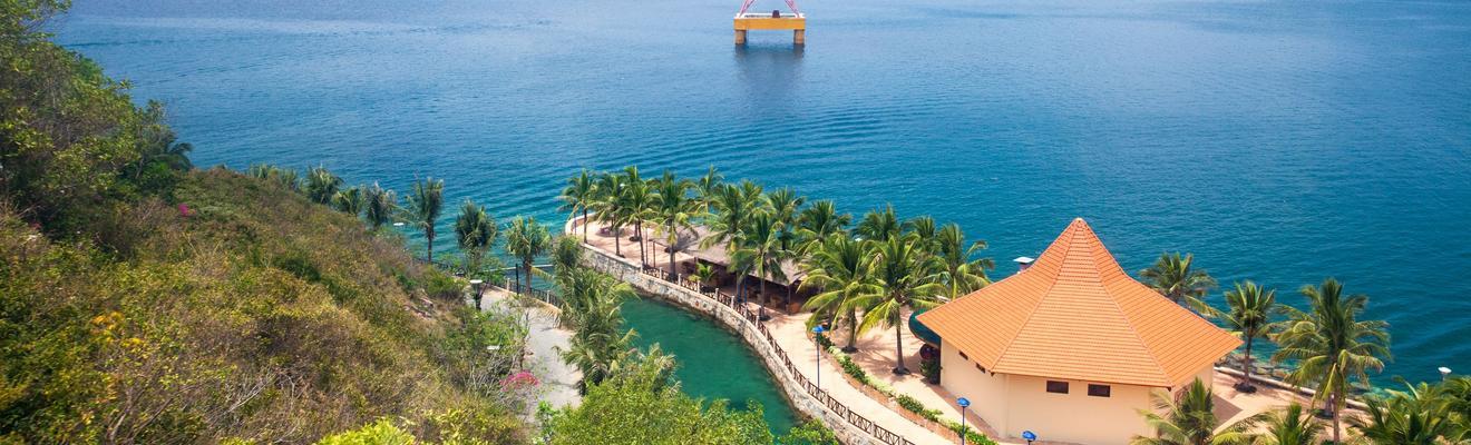 Nha Trang hotellia