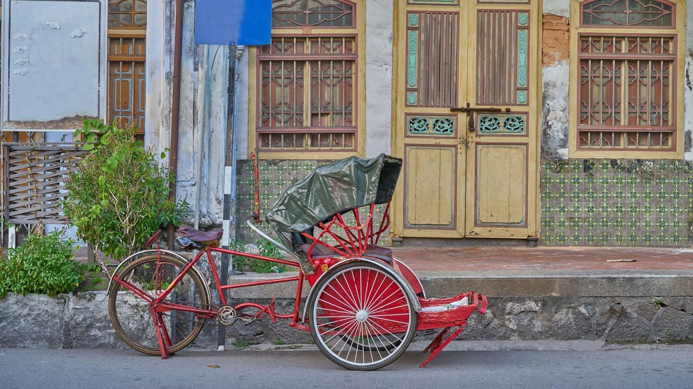 Mietwagen in Penang