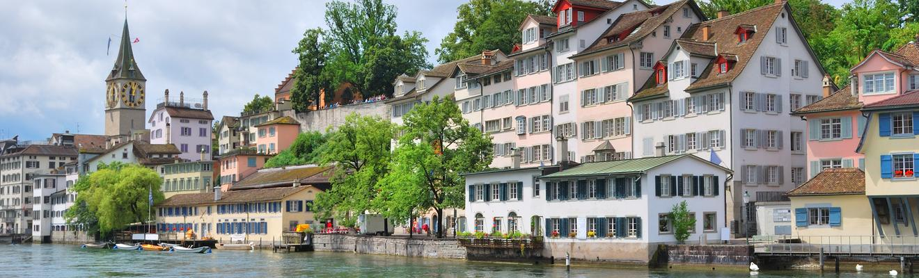 Ξενοδοχεία στην πόλη Ζυρίχη