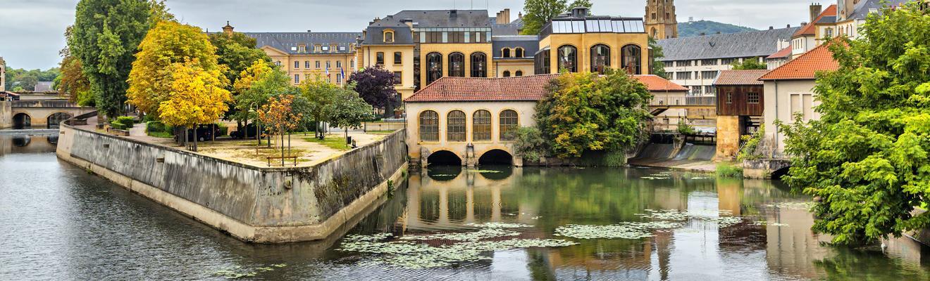 Khách sạn ở Metz