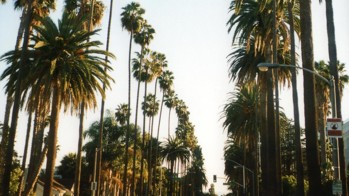 Західний Голлівуд: оренда авто