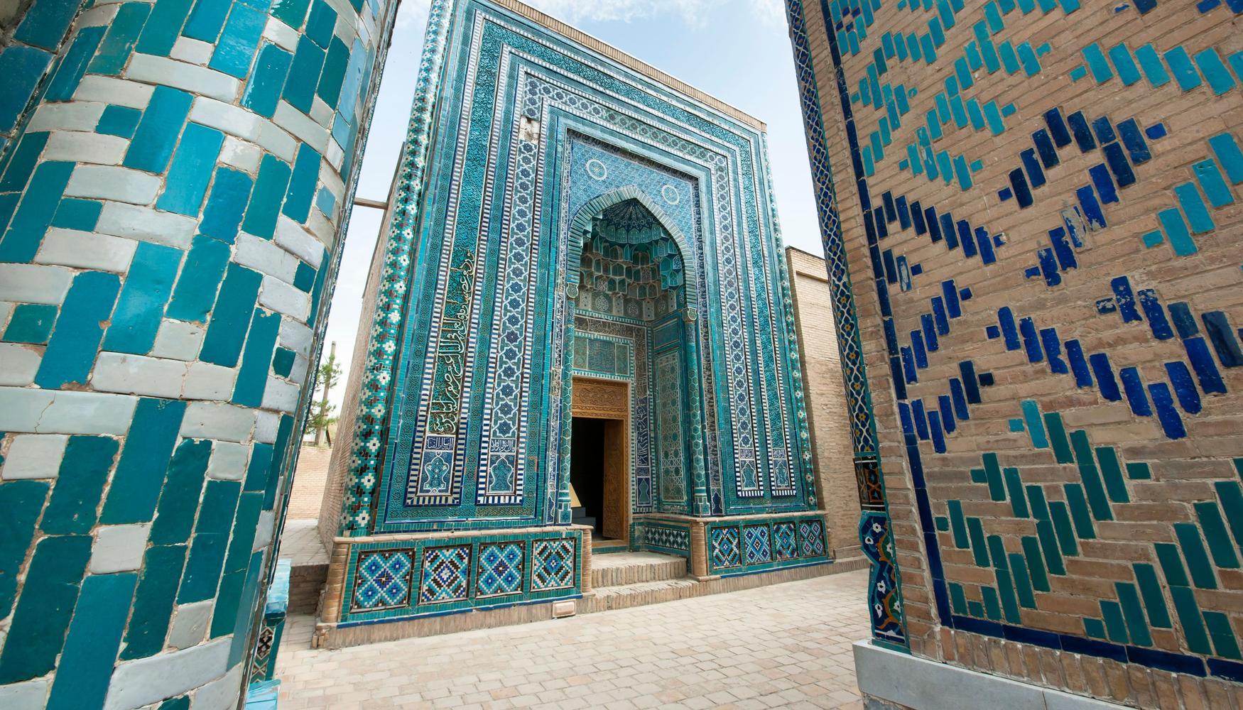 Car hire at Samarkand Airport