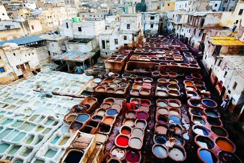 Ofertas de hotel en Fez