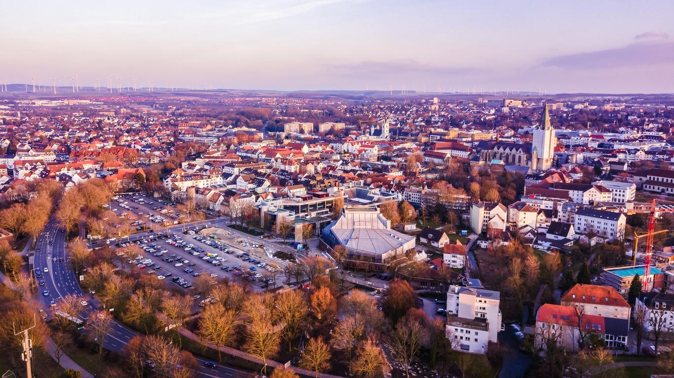 Paderborn car rentals