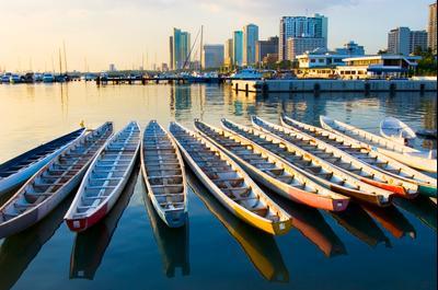 Manila otelleri