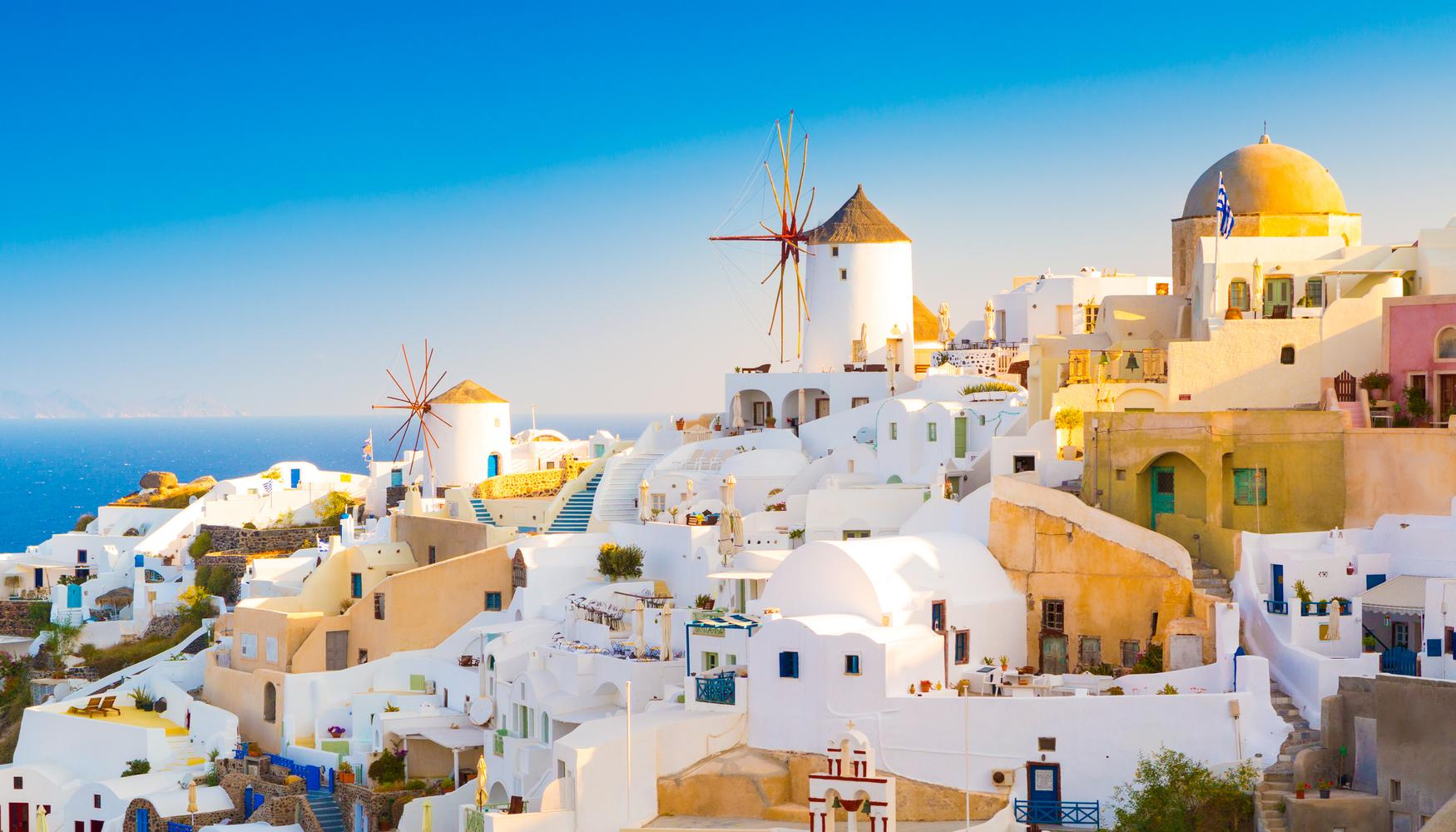 Car rental at Thera Santorini/Thira Airport