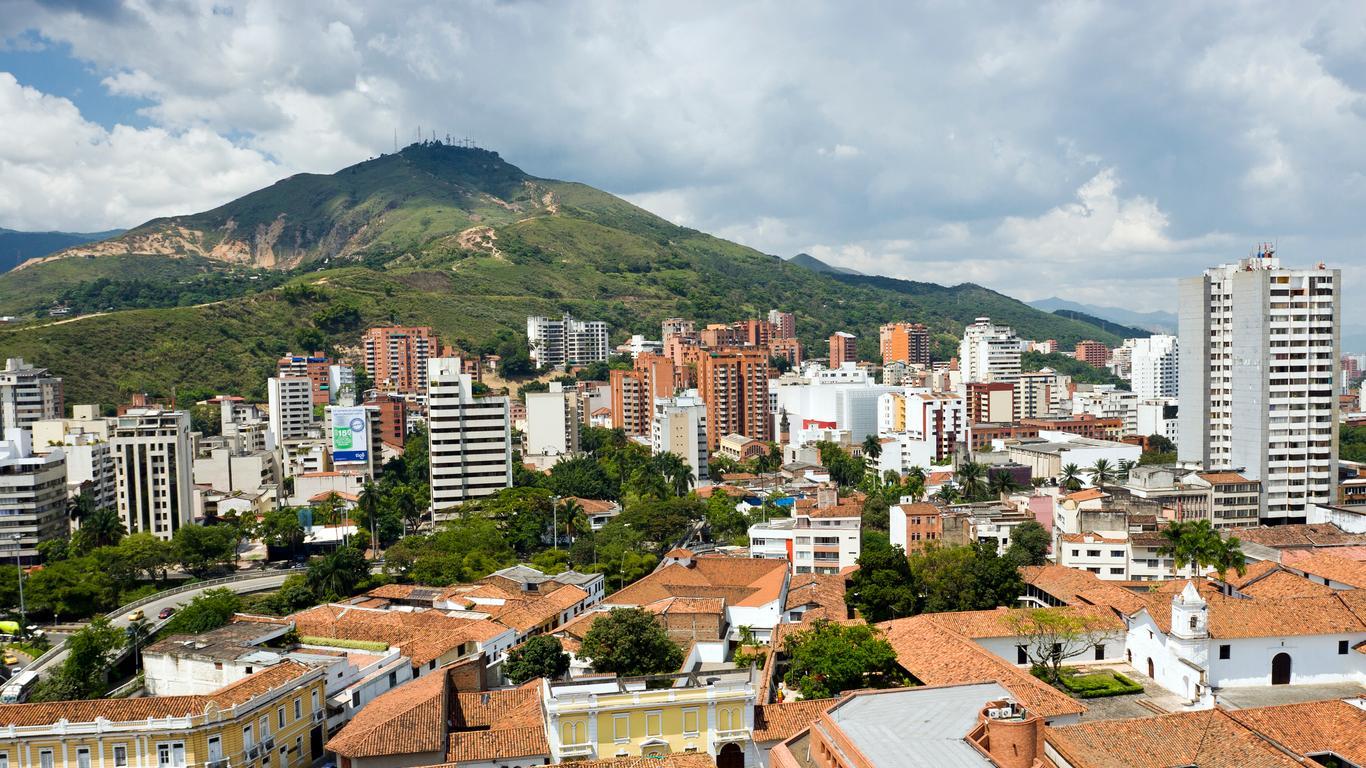 Renta de autos en Santiago de Cali