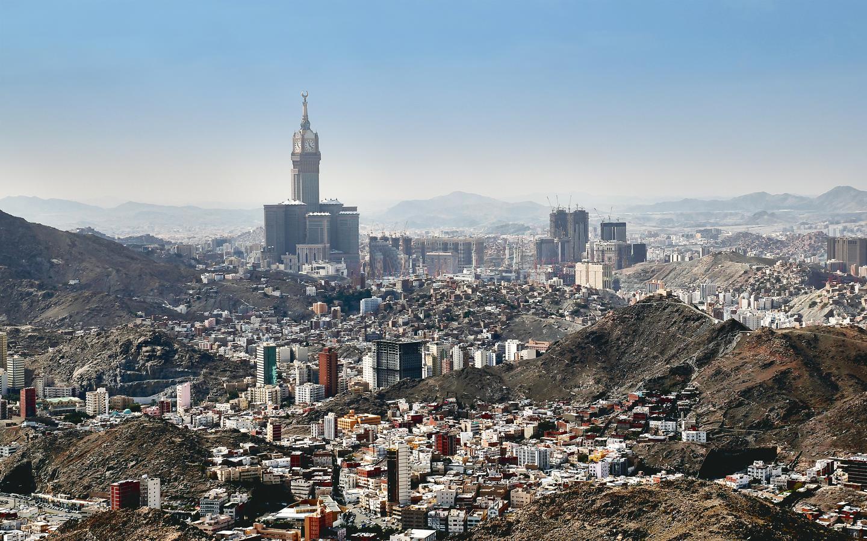 Hoteles en La Meca