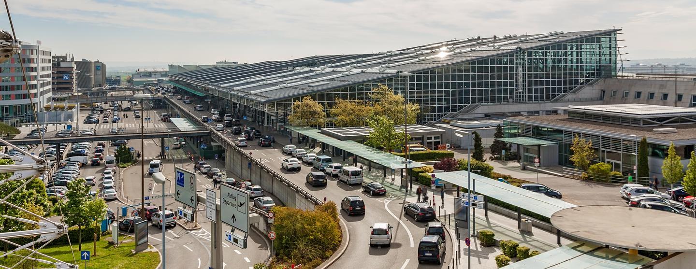 Auto de alquiler en Aeropuerto Stuttgart