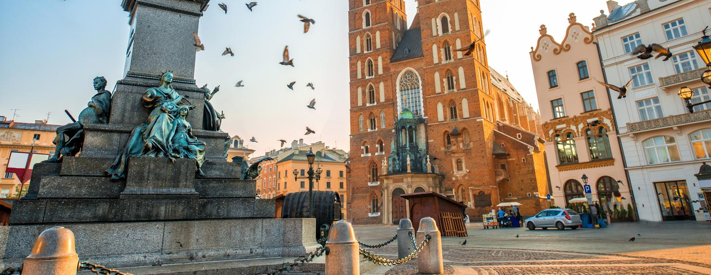 Krakow Car Hire