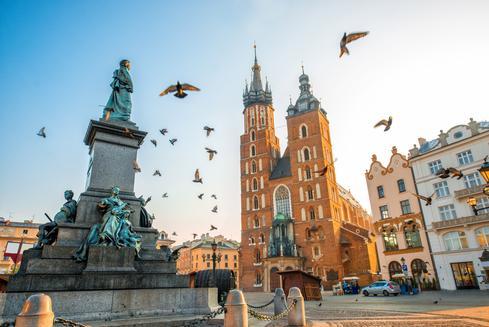 Oferty hoteli w: Kraków