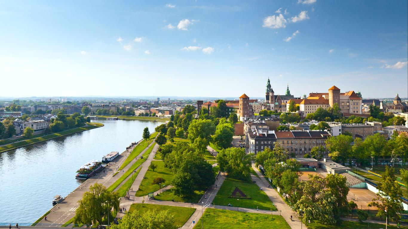 Krakow car hire