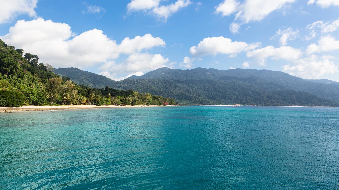 Pronájem aut Tioman Island