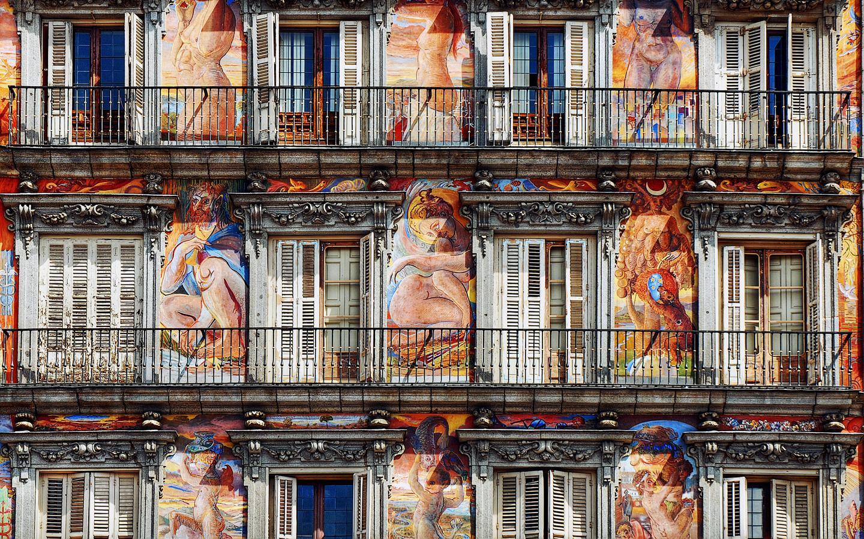Hôtels à Madrid