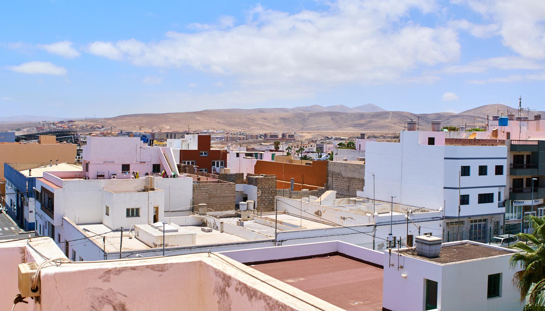 Autonoleggio a Aeroporto di Puerto del Rosario Fuerteventura
