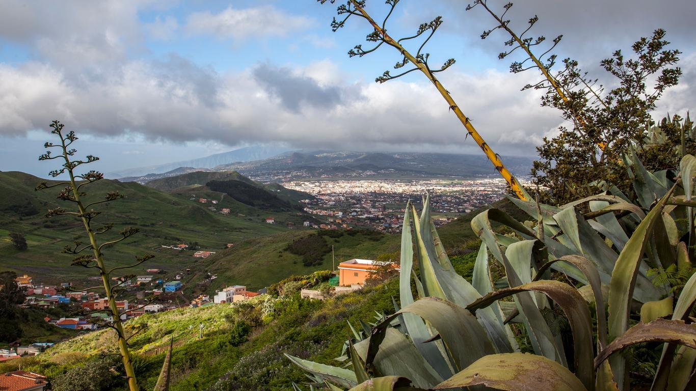 Coches de alquiler en San Cristóbal de La Laguna