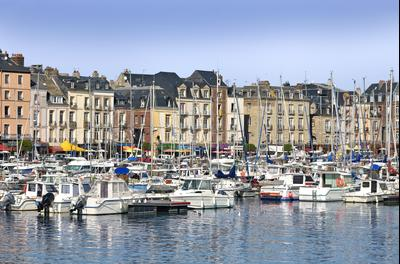 Hôtels à Dieppe