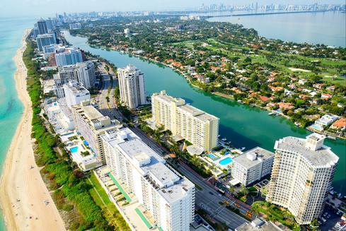 Erbjudanden på hotell i Miami Beach