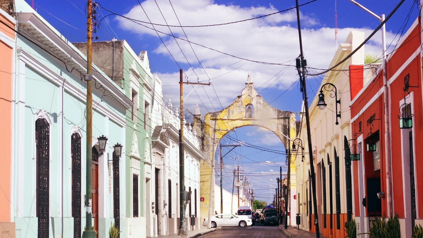 Mérida car hire