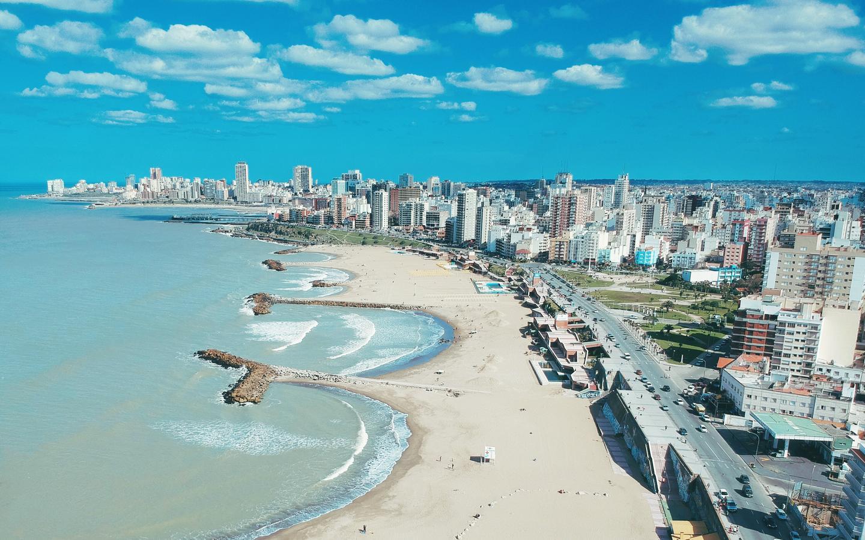 Ξενοδοχεία στην πόλη Mar del Plata