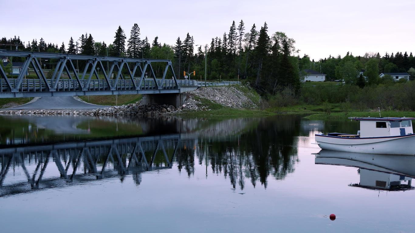 Mietwagen in Deer Lake