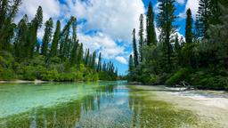 New Caledonia car rentals