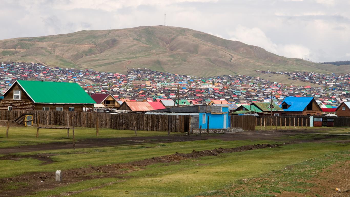 Erdenet: оренда авто