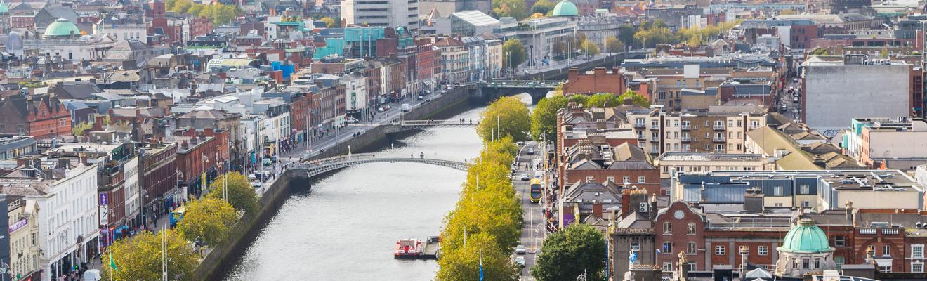 Ξενοδοχεία στην πόλη Δουβλίνο