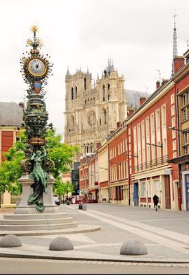 Hôtels à Amiens