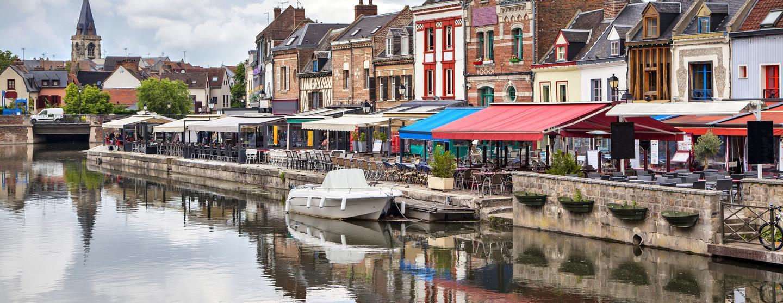 Voitures de location à Amiens