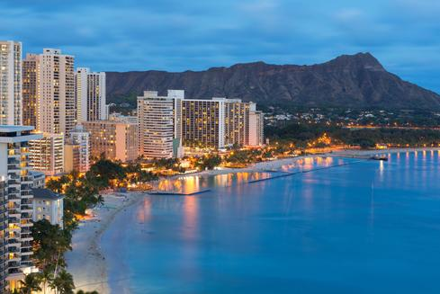 Erbjudanden på hotell i Honolulu