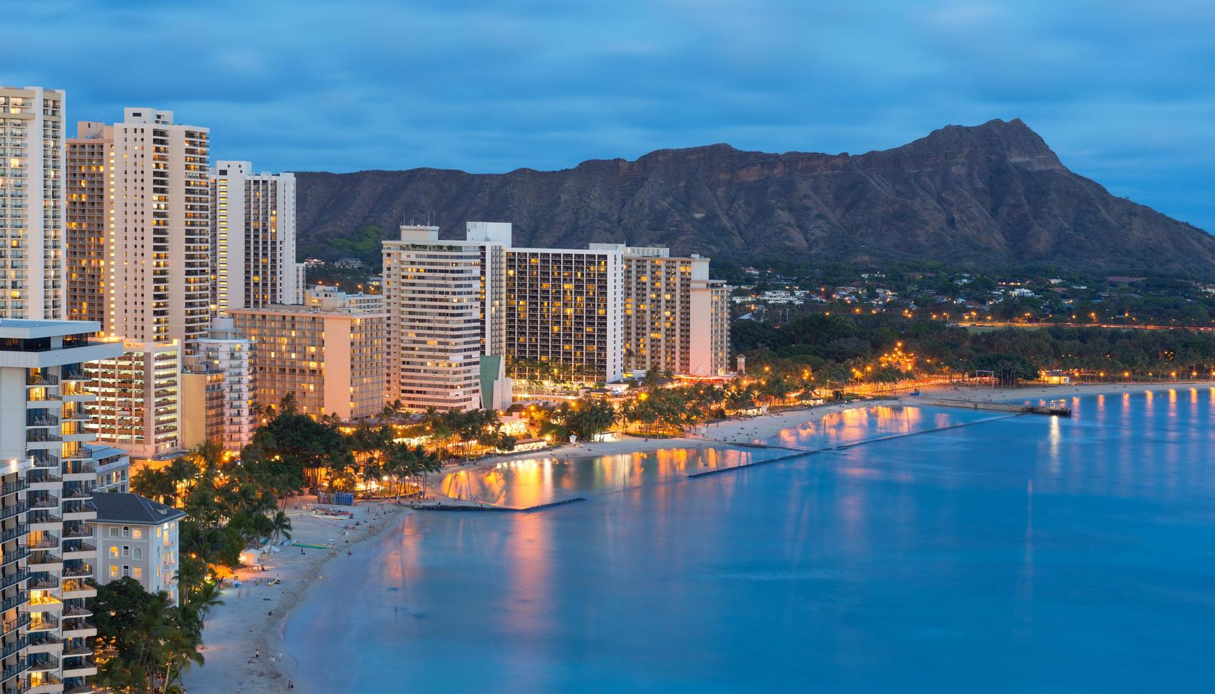 Autonoleggio a Aeroporto di Honolulu