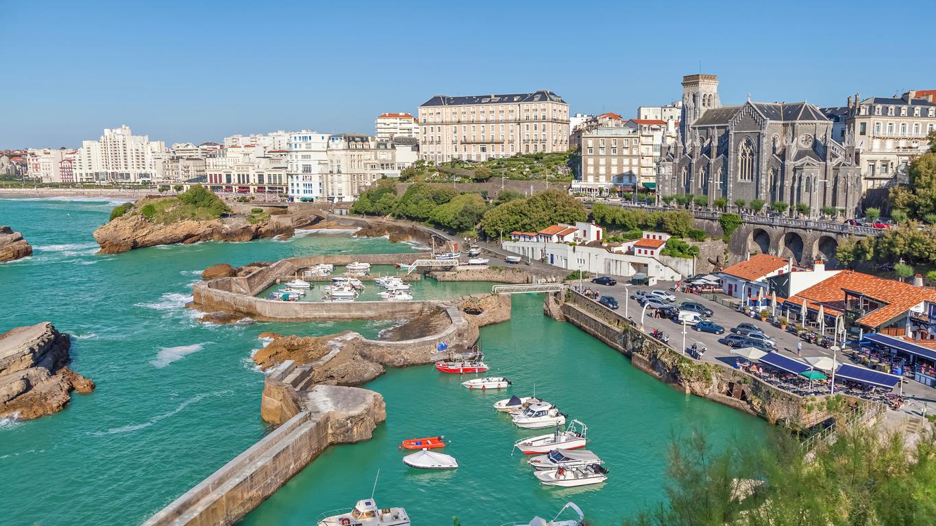 Biarritz car rentals