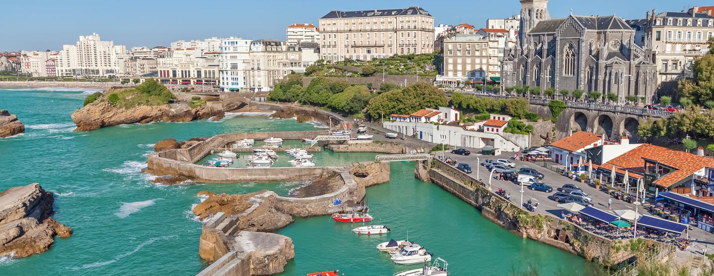 Alquiler de coches en Aeropuerto Biarriz Biarritz Parme