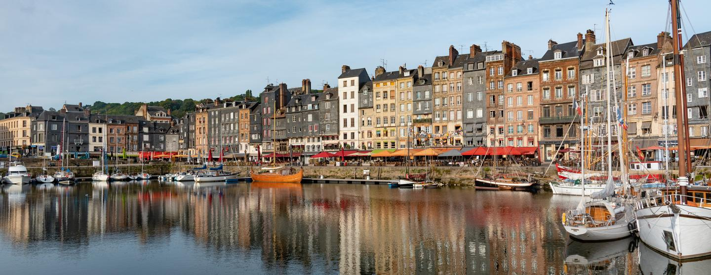 Honfleur luxury hotels
