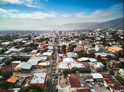 Ξενοδοχεία στην πόλη San Pedro Sula