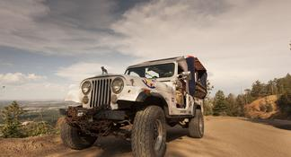 JEEP TOUR - Foothills & Garden of the Gods