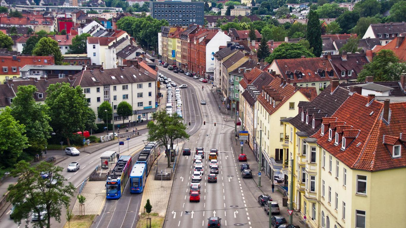 Mietwagen in Kassel
