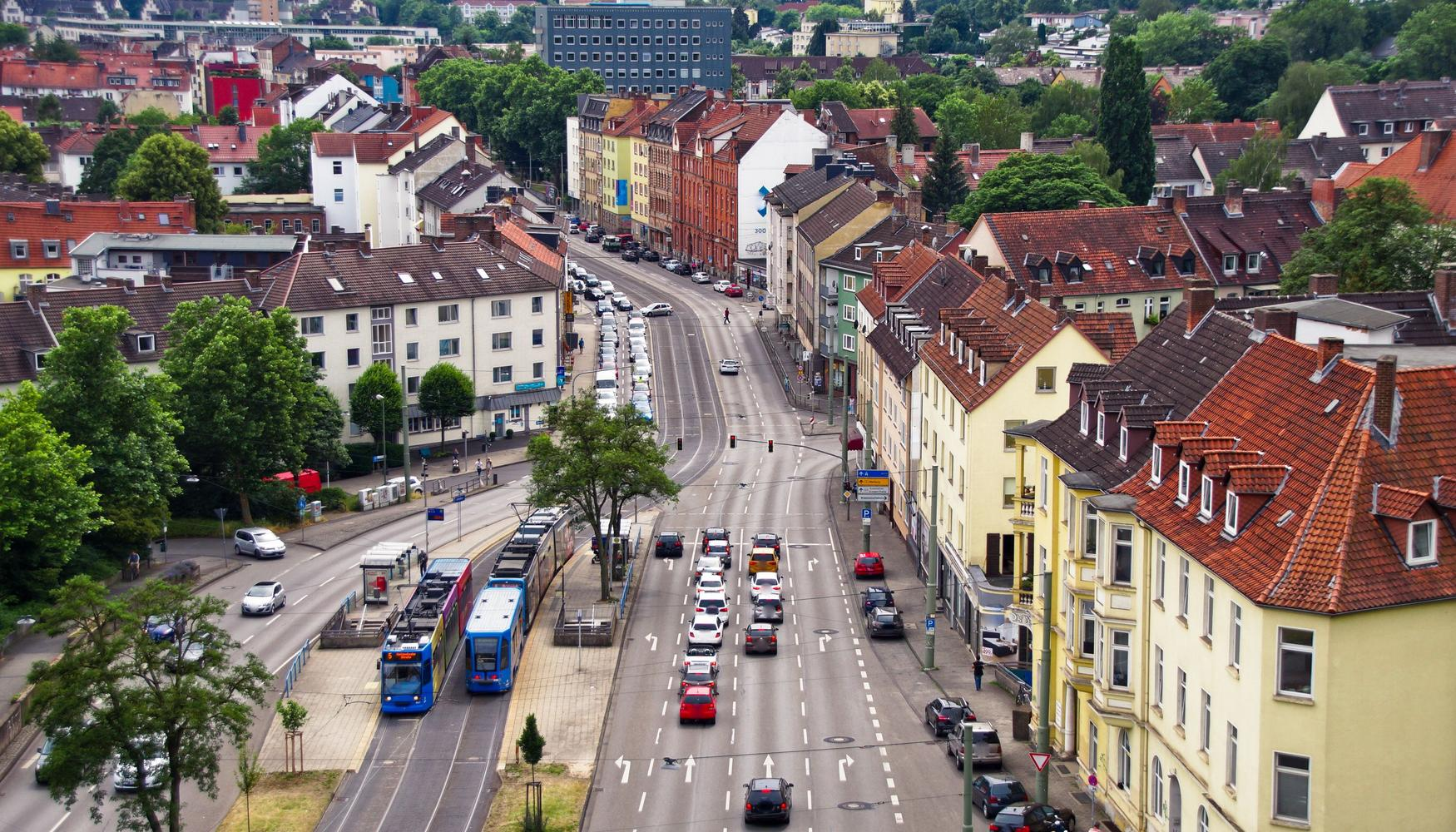 Car hire at Kassel-Calden Airport